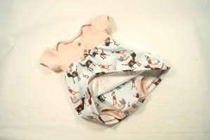 Jerseykleid inkl. Body