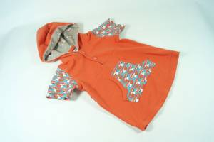 "Kapuzen-T-Shirt ""Fuchs"""