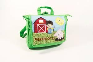 """Kindergartenrucksack """"Bauernhof"""" mit Name"""
