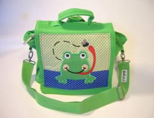 """Kindergartenrucksack """"Frosch"""""""