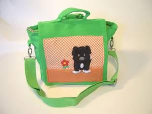 "Kindergartenrucksack ""Hund"""