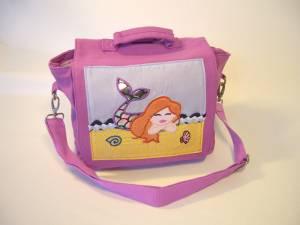 """Kindergartenrucksack """"Meerjungfrau"""""""