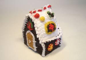 Lebkuchenhaus-gehaekelt