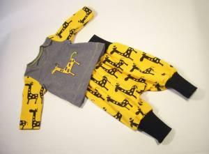 """Outfit """"Giraffe"""""""