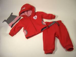 "Outfit ""I ♥ sport"""