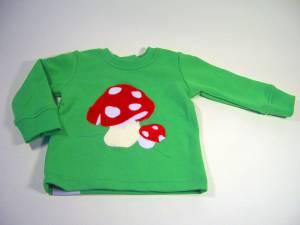 """Sweatshirt """"Fliegenpilz"""""""