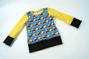 """Shirt """"Vespa"""" (mit extralangen Bündchen)"""