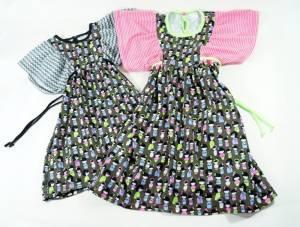 """Tunikakleider """"Kokeshi dolls"""""""