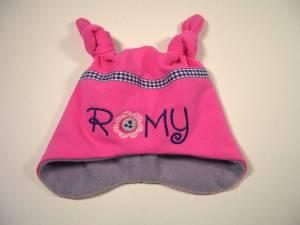 """Winterknotenmütze """"Romy"""""""