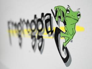 Frogroggas Logo