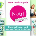 N-Art, Sticker & Co.