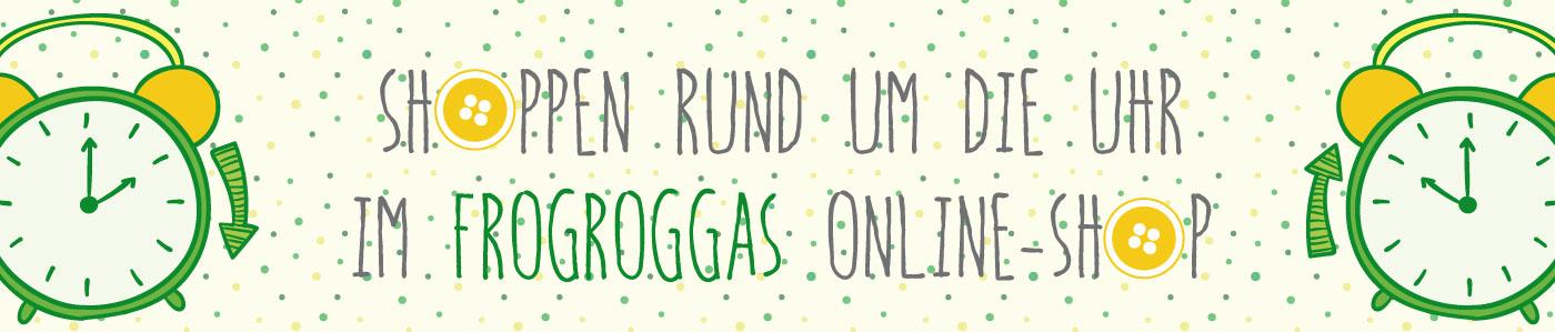 Frogroggas Onlineshop